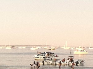 Fairfield Boaters july 4 2011