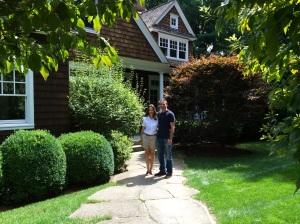 Eric & Roberta in Westport