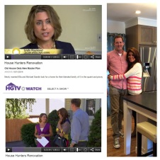Michael on HGTV's House Hunter's Renovations