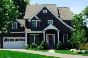 New home in Fairfield CT