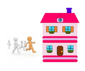 Home Buyers Race to Buy House