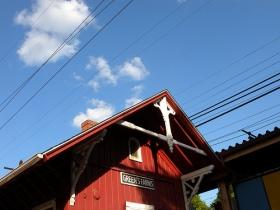 Greens Farms Station