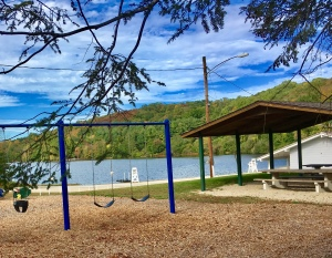 Lake Mohegan Summer